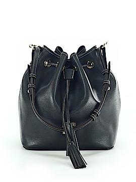 Dooney & Bourke Leather Bucket Bag One Size