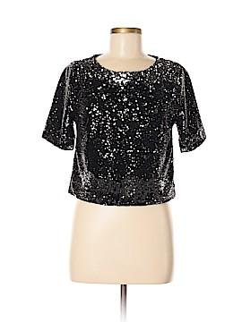 Topshop Short Sleeve Blouse Size 8