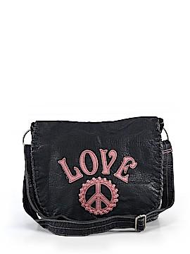 Unionbay Leather Crossbody Bag One Size