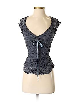 Ann Ferriday Short Sleeve Top Size S