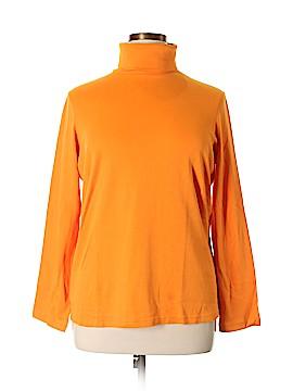 Eddie Bauer Turtleneck Sweater Size 1X (Plus)