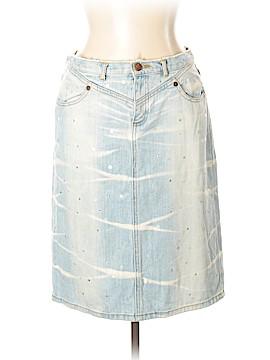 Express Denim Skirt Size 9 - 10