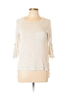 Monteau 3/4 Sleeve Blouse Size L