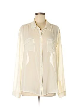 14th & Union Long Sleeve Blouse Size M