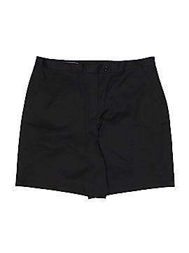 Faconnable Khaki Shorts Size 12