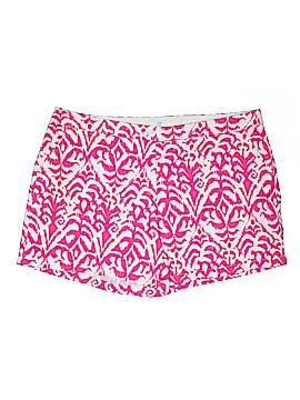 Crown & Ivy Khaki Shorts Size 24W (Plus)