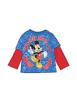 Disney Long Sleeve T-Shirt Size 3T