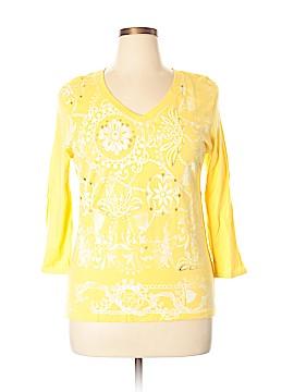 Tommy Hilfiger 3/4 Sleeve T-Shirt Size XL