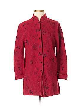 Carole Little Wool Coat Size S