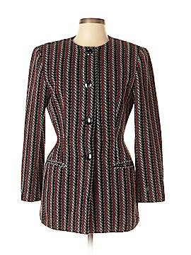 Bill Blass Wool Blazer Size 8