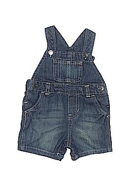 Cherokee Overall Shorts Size 3-6 mo