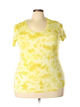 Faded Glory Short Sleeve T-Shirt Size 2X (Plus)