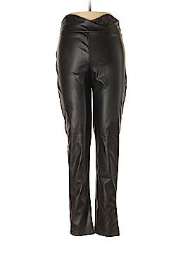 Boohoo Boutique Faux Leather Pants Size 12