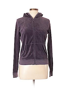 Juicy Couture Zip Up Hoodie Size XL
