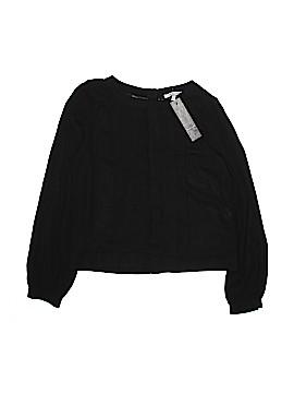 Quintessential Long Sleeve Blouse Size L