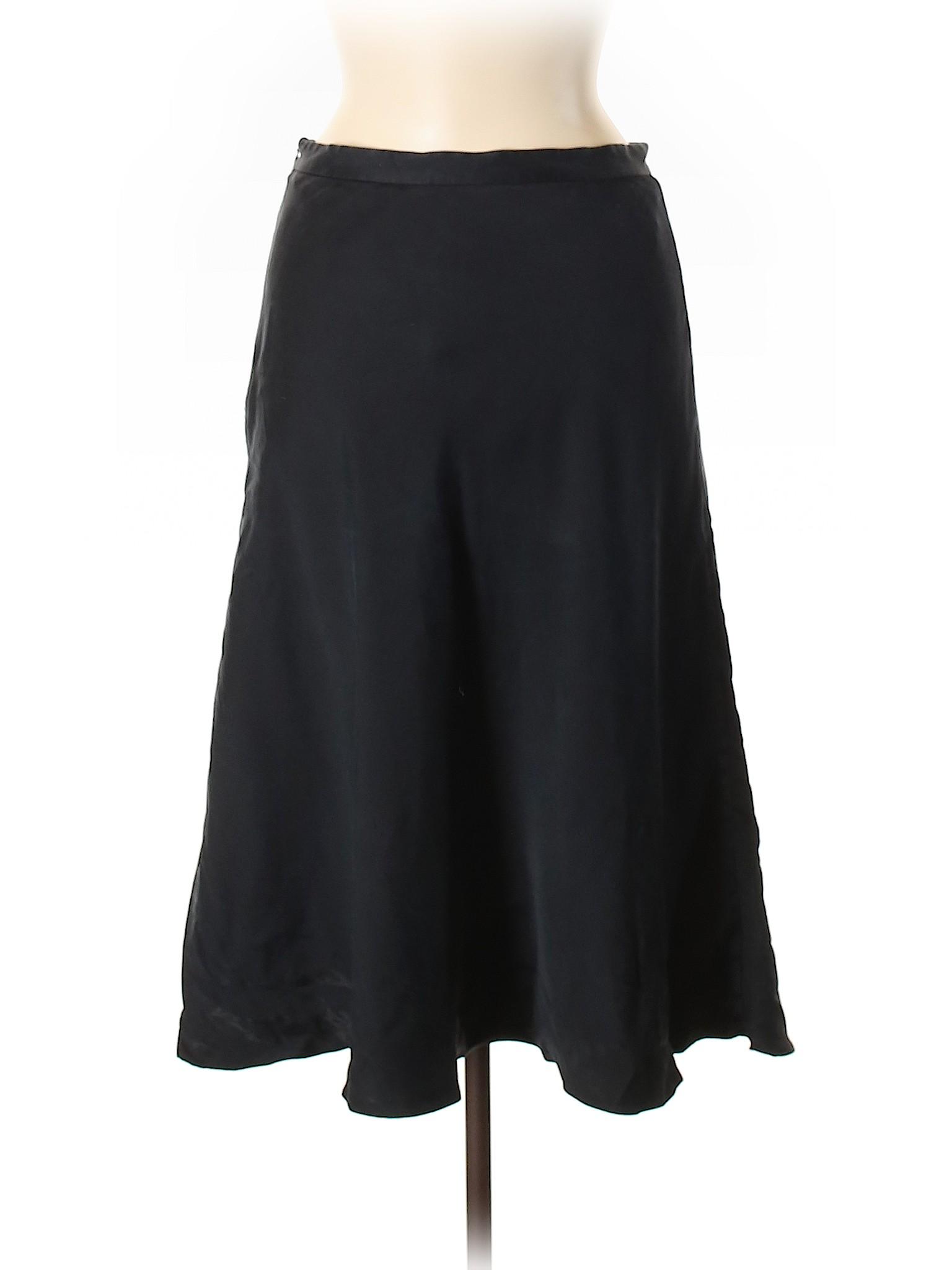 leisure Boutique Republic Banana Silk Skirt UrqBdrw