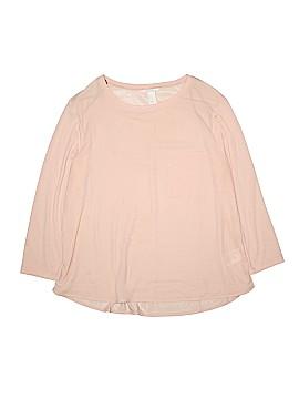 H&M 3/4 Sleeve T-Shirt Size L