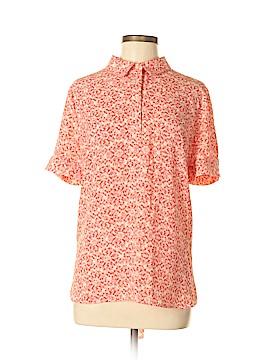 Cato Short Sleeve Blouse Size L