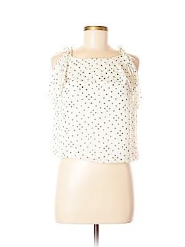 Stitch Fix Short Sleeve Blouse Size M
