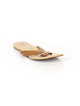 Isaac Mizrahi LIVE! Flip Flops Size 7