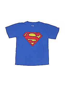 Superman Short Sleeve T-Shirt Size M (Youth)