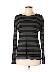 Gap Women Long Sleeve T-Shirt Size L
