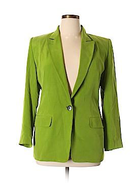 Chaus Silk Blazer Size 10
