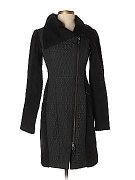 Catherine Malandrino Wool Coat Size 0