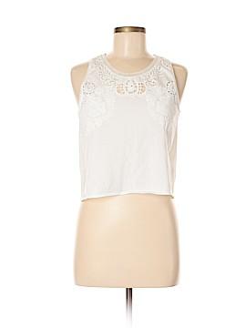 Zara W&B Collection Sleeveless Top Size M