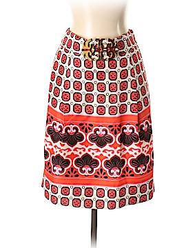 Tory Burch Silk Skirt Size 4