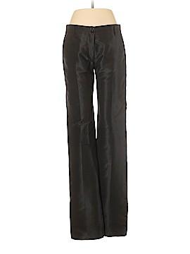 ETRO Silk Pants Size 42 (IT)