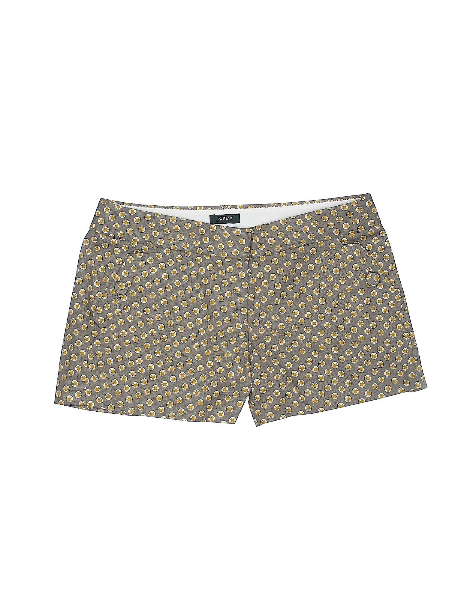 Khaki Shorts Boutique Boutique J Khaki Crew Crew J SCq8wxd0S