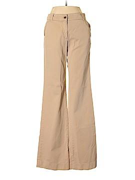 J. Crew Khakis Size 4 (Tall)