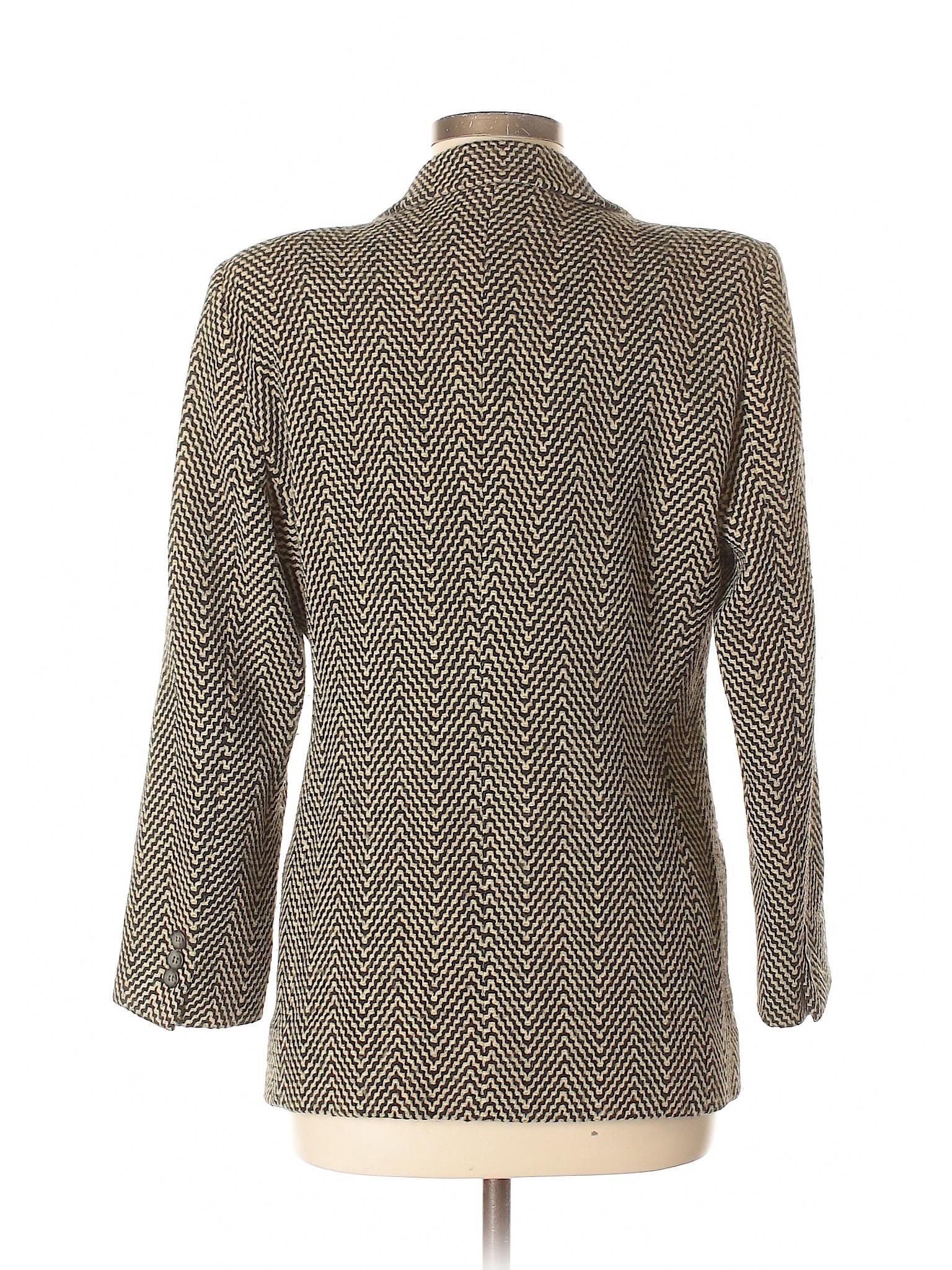 Blazer Emporio leisure Wool Armani Boutique XwxqpnTB0T