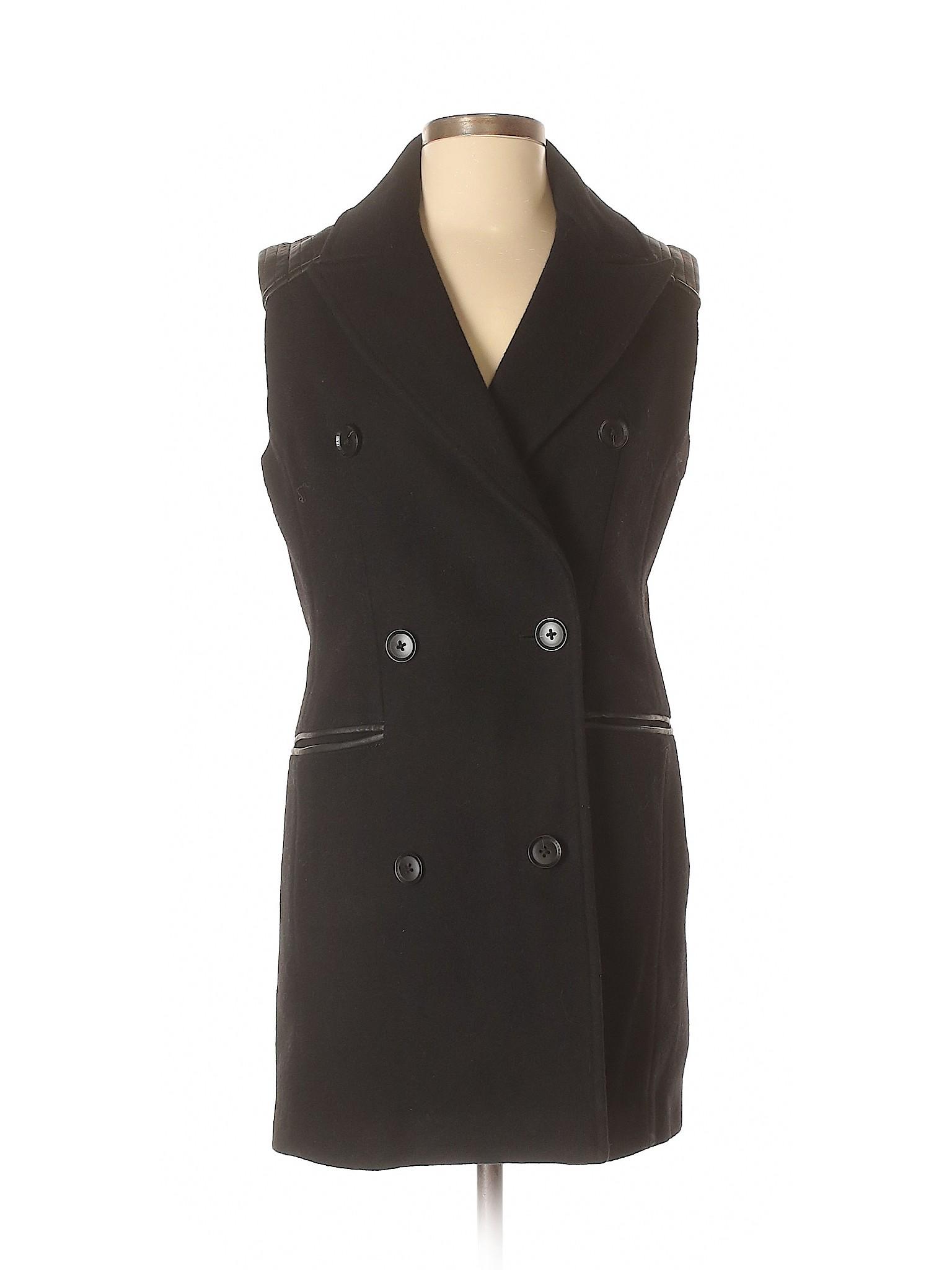 Wool Coat leisure leisure Boutique BCBGMAXAZRIA Boutique Fw7q1B81