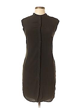All Saints Sleeveless Silk Top Size 10