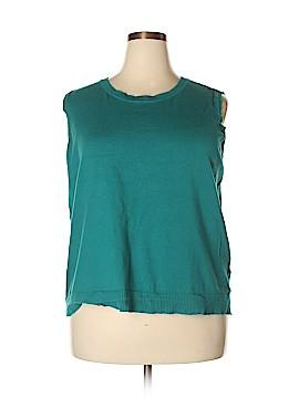 Cj Banks Sweater Vest Size 2X (Plus)