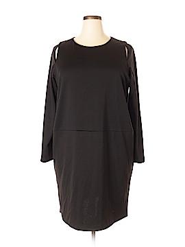Carmakoma Casual Dress Size 18 Plus (M) (Plus)