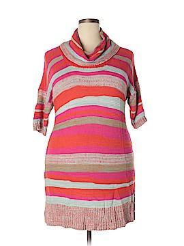 U-Knit Casual Dress Size 1X (Plus)