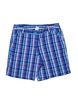 JMS Collection Khaki Shorts Size 20 (Plus)