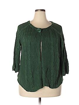 Avenue Cardigan Size 2X (Plus)