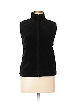 Petite Sophisticate Vest Size L