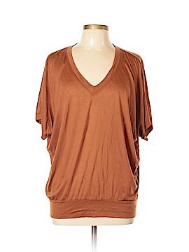 Hi-Line Short Sleeve Top Size L
