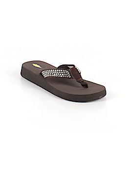Volatile Flip Flops Size 8