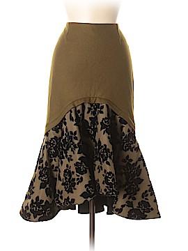 Mary Katrantzou Wool Skirt Size 6