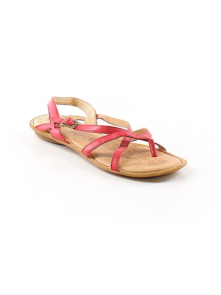 470d4803f39d Born Crown Solid Pink Sandals Size 9 - 80% off