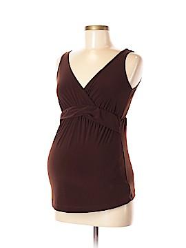 JW (JW Style) Sleeveless Blouse Size M (Maternity)