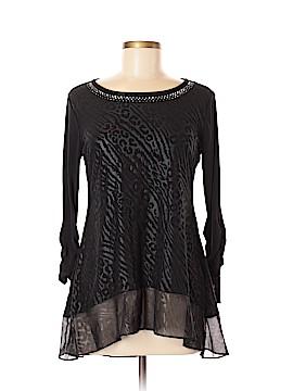 Style&Co 3/4 Sleeve Blouse Size M (Petite)