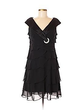 Alex Evenings Cocktail Dress Size 8 (Petite)