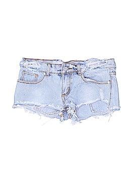 UNIF Denim Shorts 26 Waist